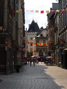 vieille ville de Pau