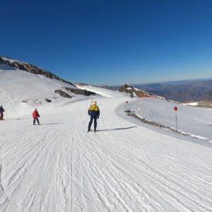 piste de ski pau
