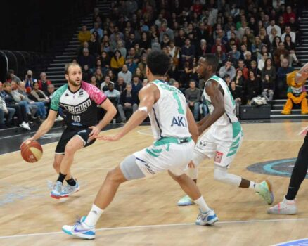 basketball pau