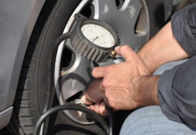 pression pneus voiture